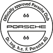 Officially approved Porsche Club 66